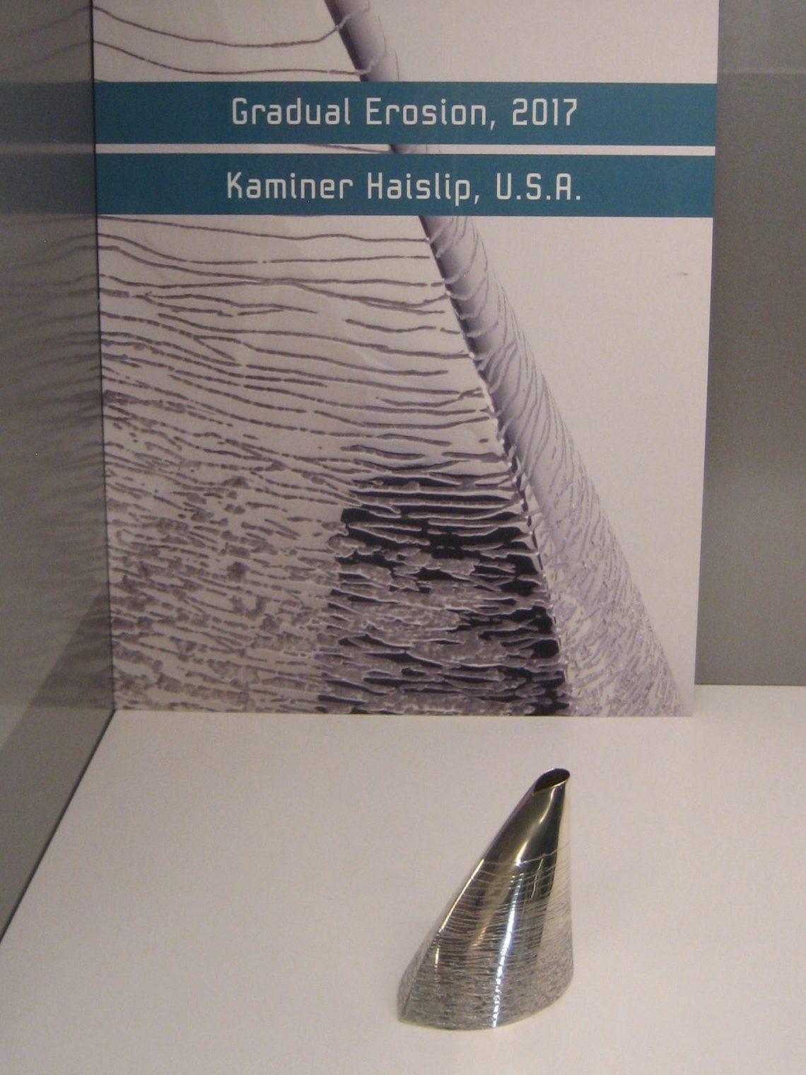 Kaminer Haislip, Gradual Erosion, 2017. Foto Esther Doornbusch, 29 maart 2019, CC BY 4.0