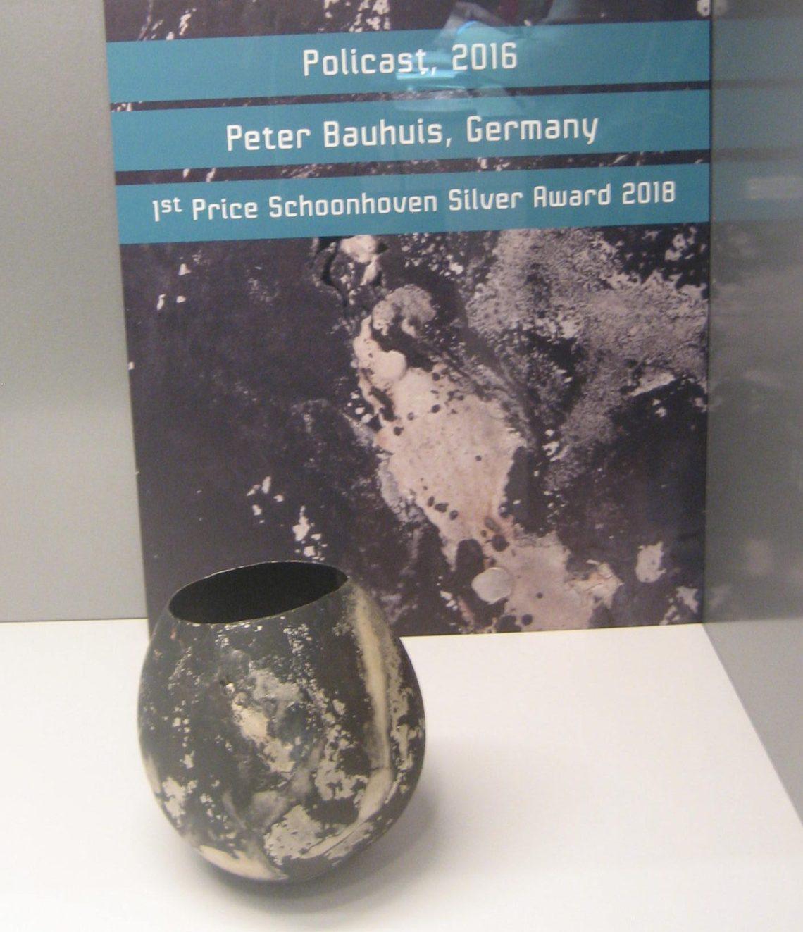 Peter Bauhuis, Policast, 2016. Foto Esther Doornbusch, 29 maart 2019, CC BY 4.0