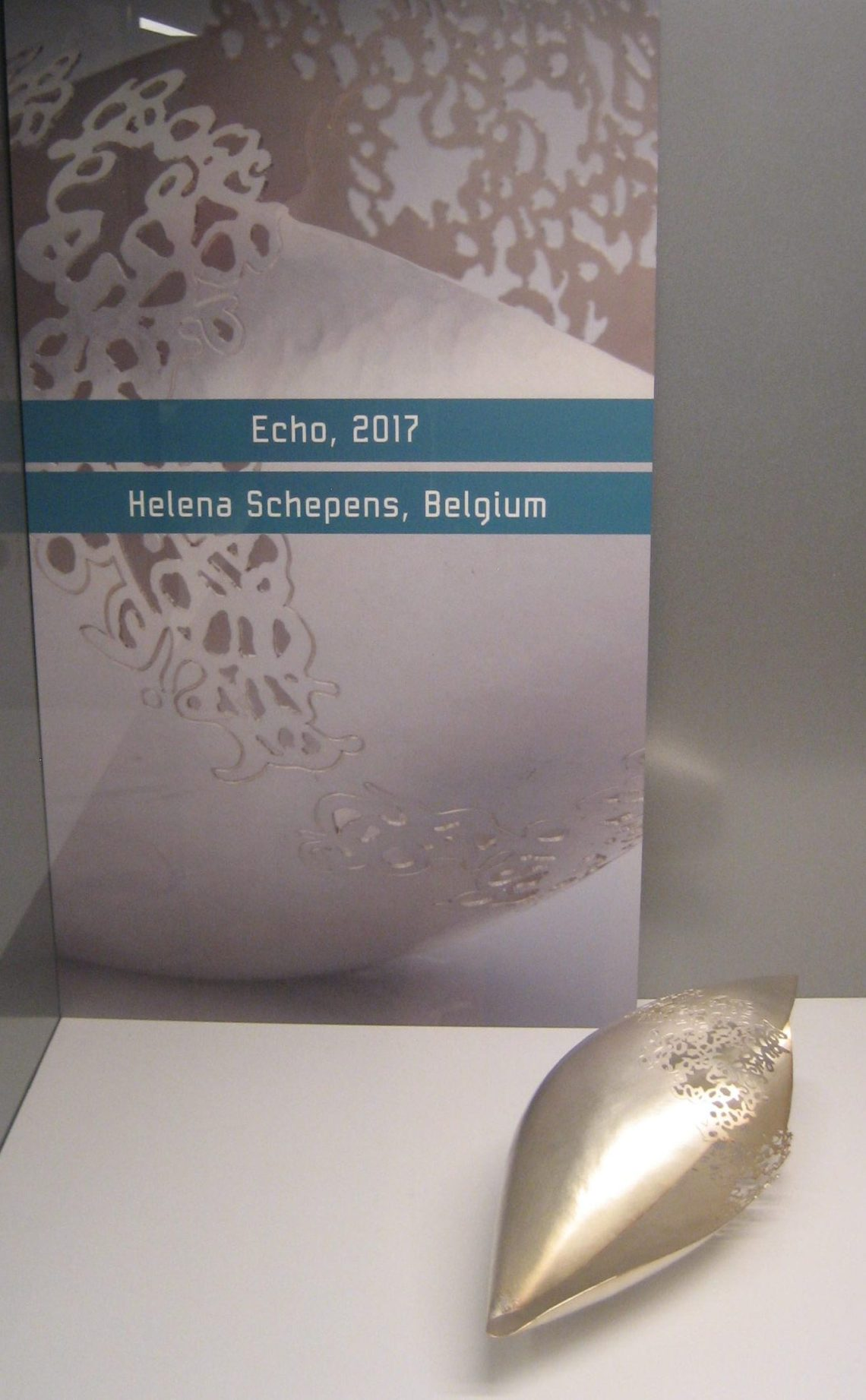 Helena Schepens, Echo, 2017. Foto Esther Doornbusch, 29 maart 2019, CC BY 4.0