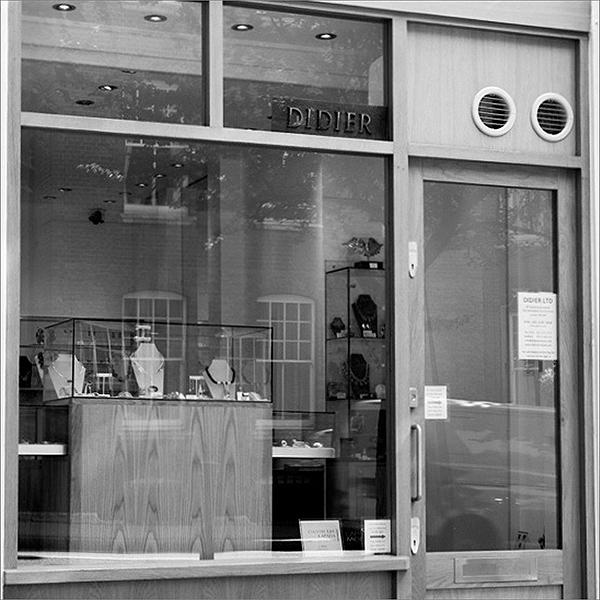 Didier Ltd, Londen. Foto met dank aan Didier Ltd©