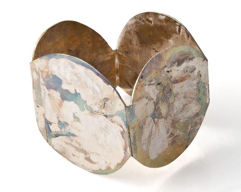 Rudolf Kocéa, armband, 2012. Foto met dank aan Galerie Marzee©