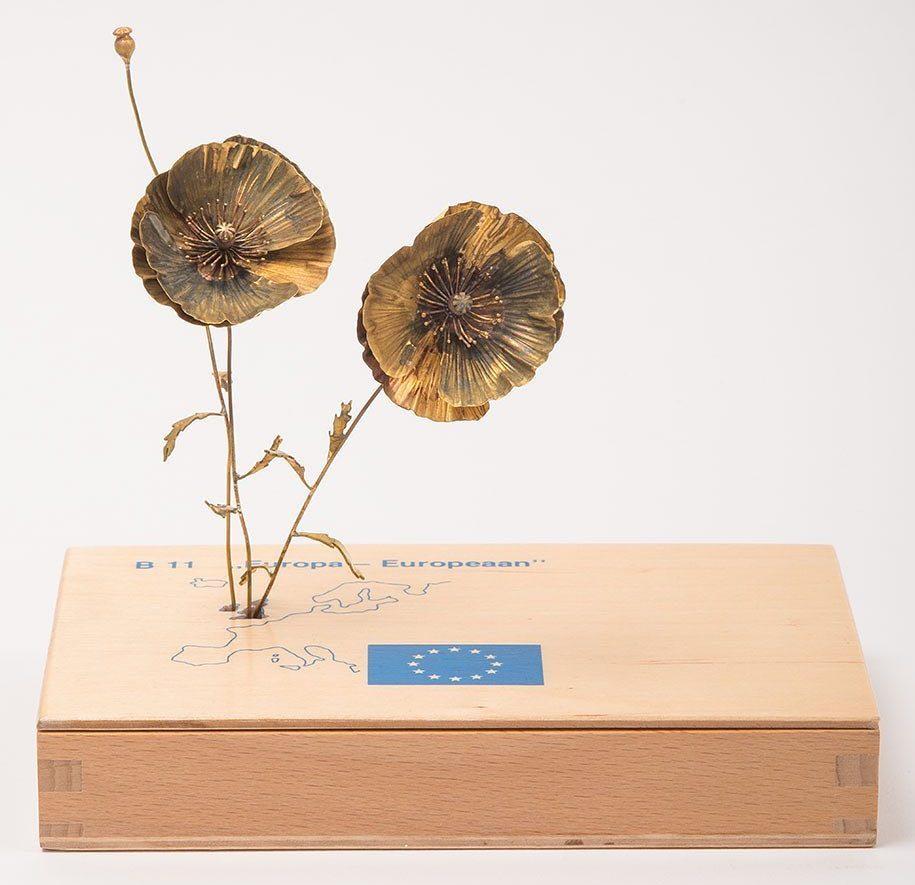 Christopher Thompson Royds, Box, PRESENT - 40 years of Galerie Marzee, 2019. Foto met dank aan Galerie Marzee©