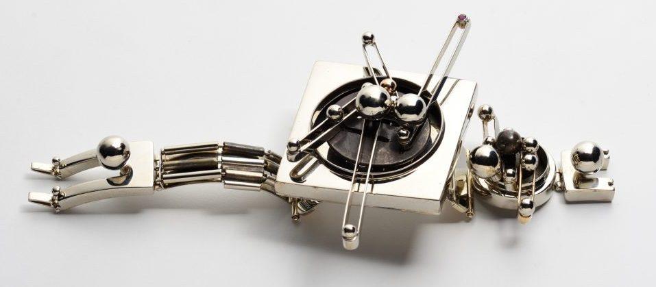 Giorgio Facchini, Movimenti cinetici, armband, 1969. Foto met dank aan Giorgio Facchini, Michele Sereni©