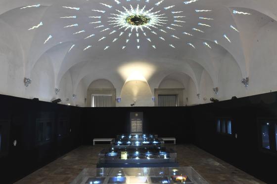 Scultura Aurea, Palazzo Ducale, Urbino, 2019. Foto met dank aan Beniculturali©