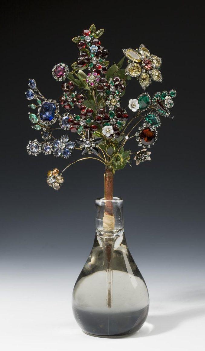 Jérémie Pauzié, 1740-1750. Juwelen! Schitteren aan het Russische hof, Hermitage, Amsterdam, 2019. Foto met dank aan State Hermitage Museum, St Petersburg©