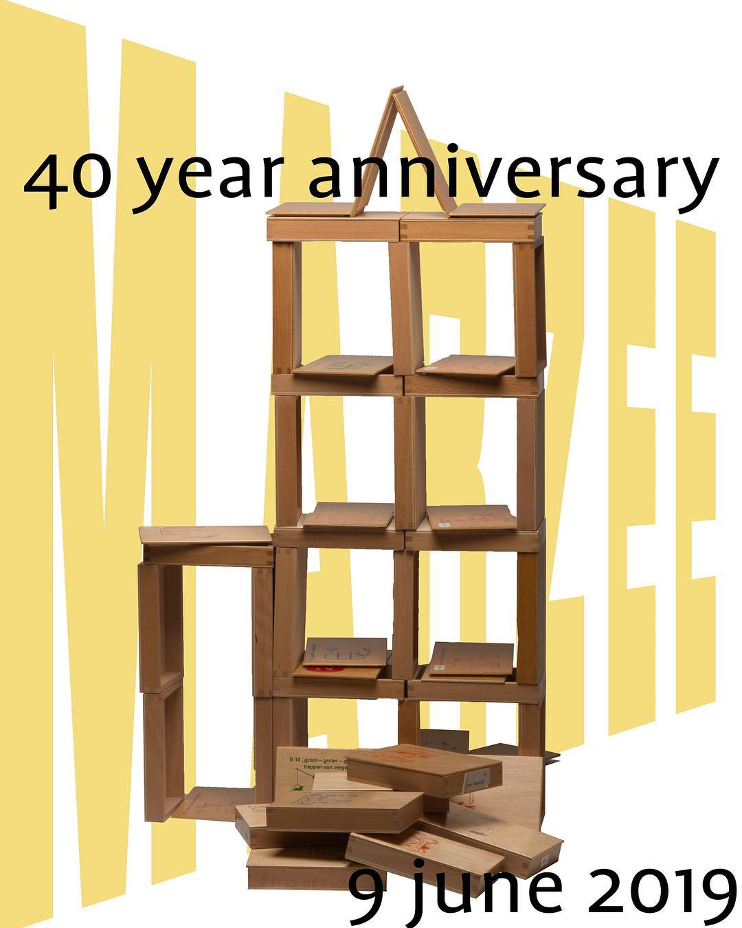 PRESENT - 40 years of Galerie Marzee, 2019. Foto met dank aan Galerie Marzee©