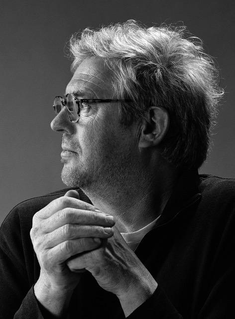 Portret Manfred Bischoff. Foto met dank aan manfred bischoff estate, Aurelio Amendola©
