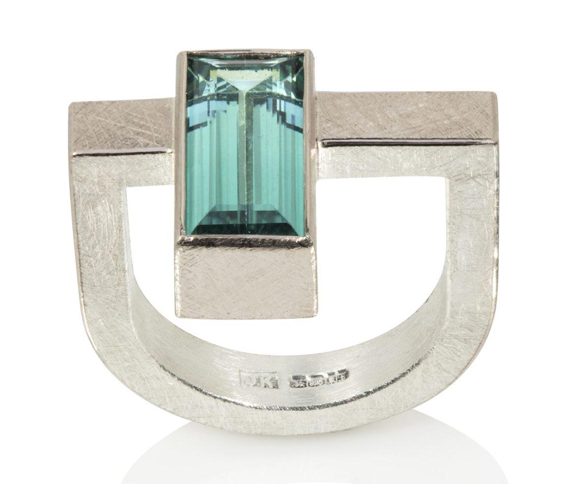 Josef Koppmann, ring. Foto met dank aan Galerie Elsa Vanier©