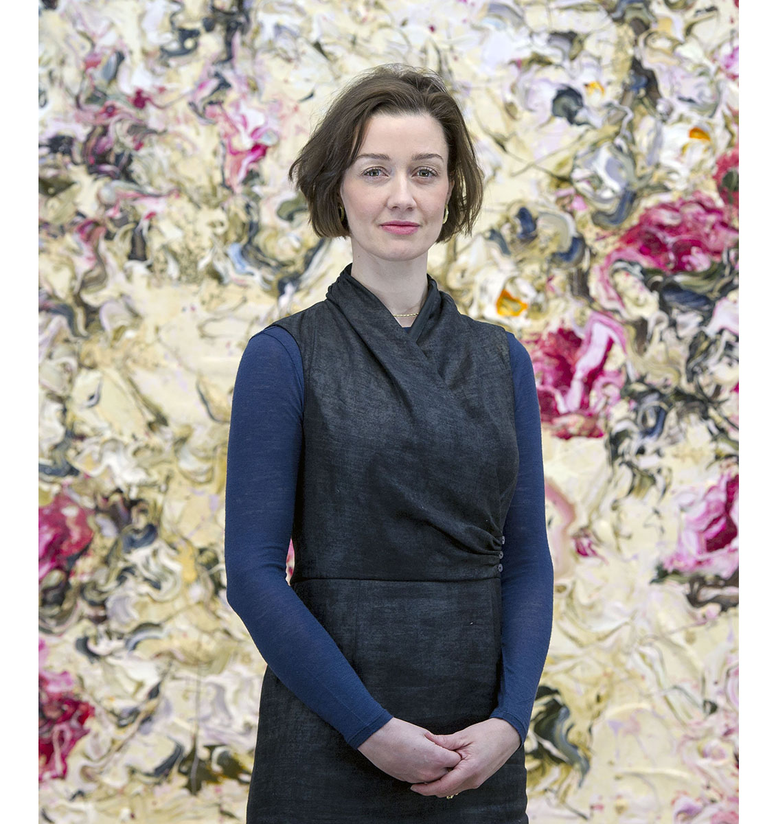 Christina Jansen, managing director, 2017. Foto met dank aan The Scottish Gallery©