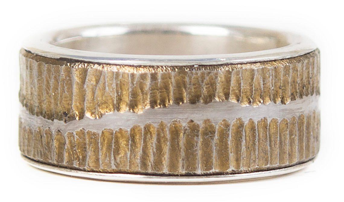Casjèh, ring, door Jakubowski en Vlasblom. Foto met dank aan Casjèh©