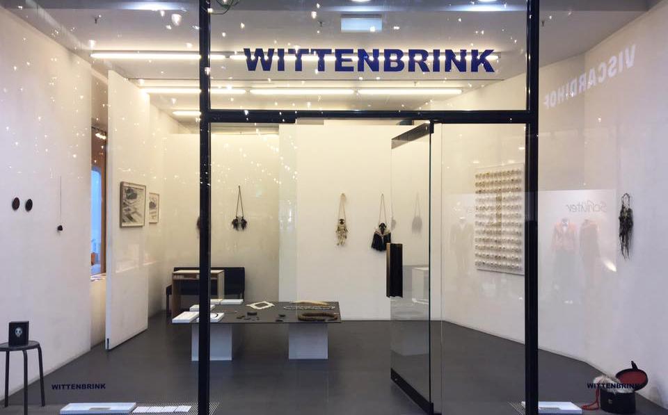 Galerie Wittenbrink Fünfhöfe. Foto met dank aan Galerie Wittenbrink©