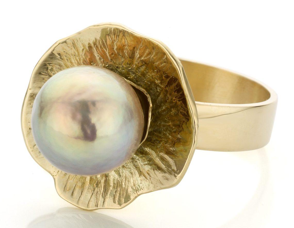 Mirjam Jakubowski, ring. Foto met dank aan Mirjam Jakubowski©