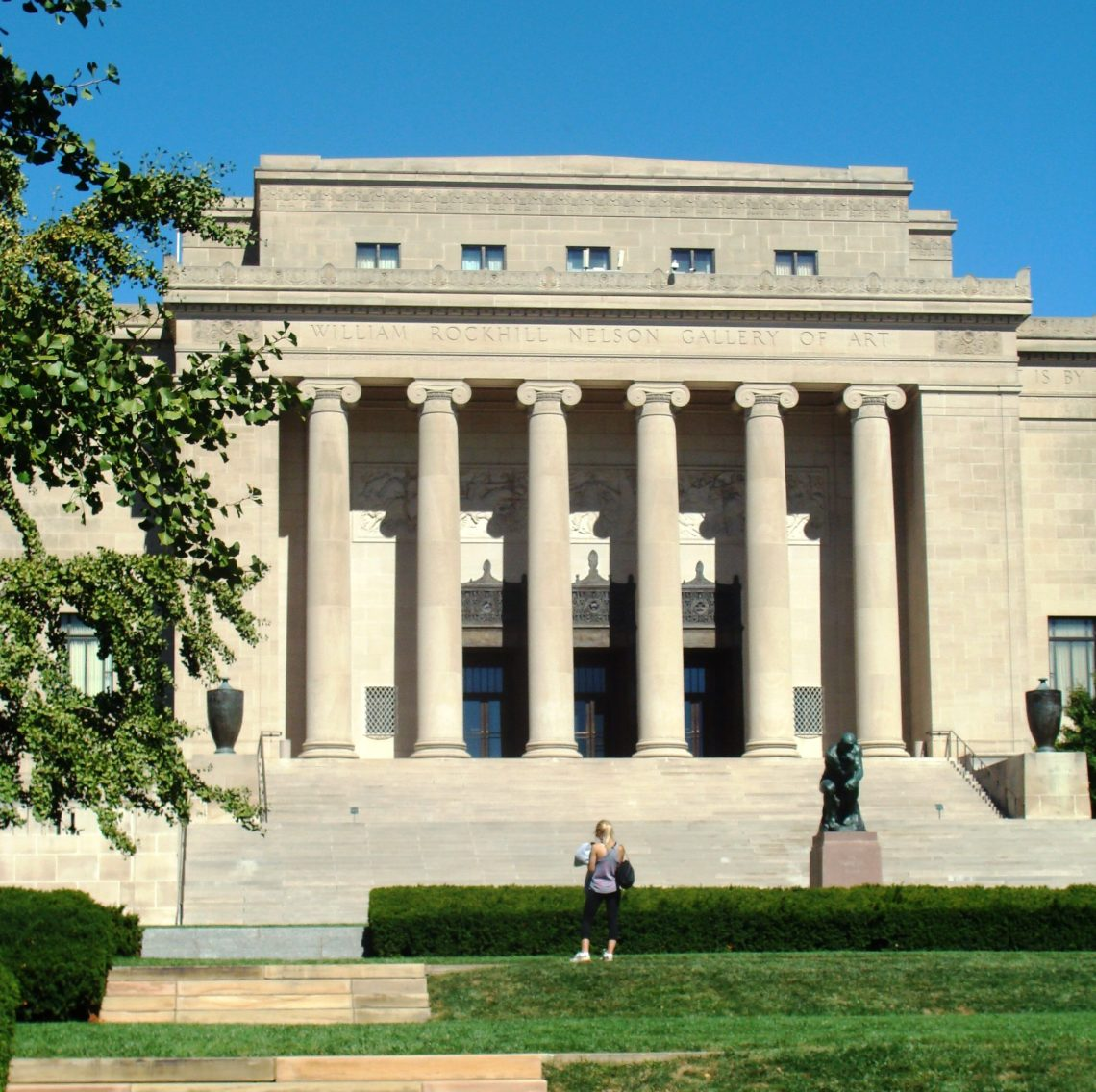 The Nelson-Atkins Museum of Art. Foto met dank aan Wikimedia Commons, Nightryder84, CC BY-SA 3.0