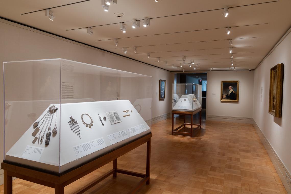 Jewelry for America, 2019. Foto met dank aan Metropolitan Museum of Art©