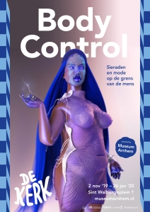Body Control, 2019. Foto met dank aan Museum Arnhem, Carol Civre©