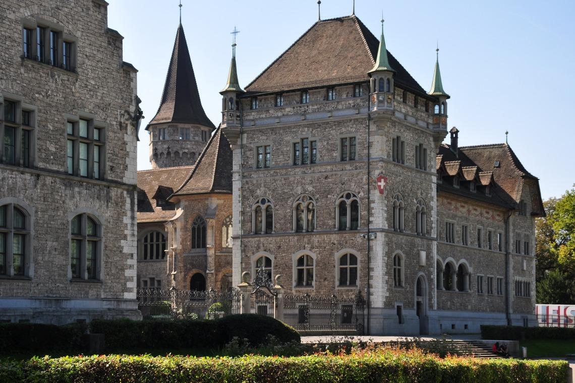 Schweizerisches Nationalmuseum, 2009. Foto met dank aan Wikimedia Commons, Roland zh, CC BY-SA 3.0
