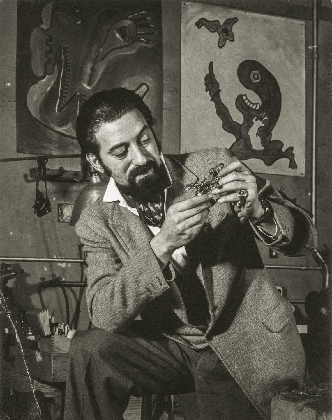 Saul Dash, Sam Kramer, 1940-1949. Courtesy John (Chico) Kramer and Carol Jane Kramer©