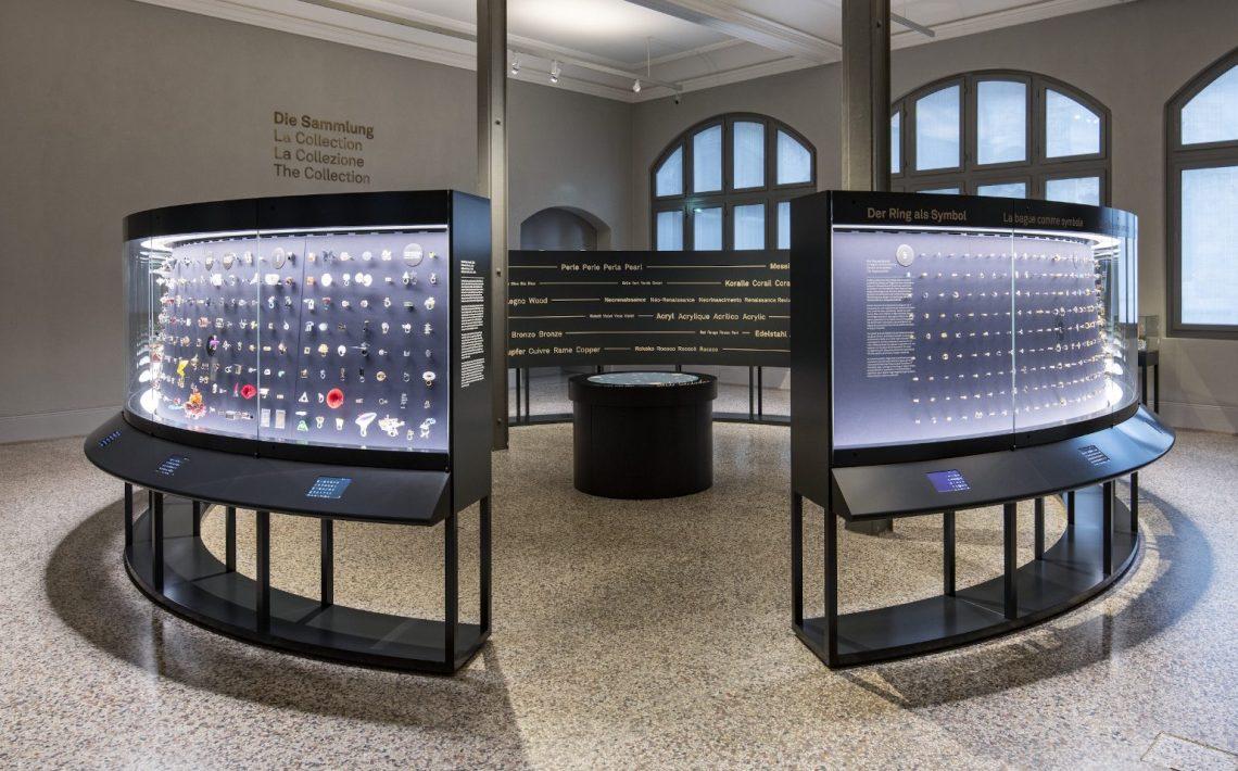 Koch Collection, Schweizerisches Nationalmuseum, 2019. Foto met dank aan Schweizerisches Nationalmuseum©